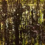 Overvloed - 23x35 cm - 2012 - acryl op doek op masoniet