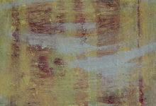 Aan het water - 22x17 cm - 2015 - gemengde techniek op doek op masoniet