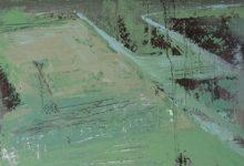 Verbloemen - 45x57 cm - 2012 - Acryl op doek op masoniet