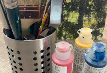Doe mee met de schilderworkshop op woensdag 10 april 2019